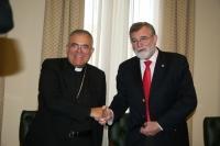 La Universidad desarrollará los servicios bibliotecarios de la Escuela de Magisterio Sagrado Corazón
