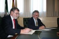 Jose Manuel Roldán e Ignacio Fernández de Mesa