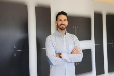 Rafael Aguilera Gordillo, autor de la tesis