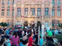 Imagen de la Feria de los Ingenios durante la pasada edición de la Noche de los Investigadores.