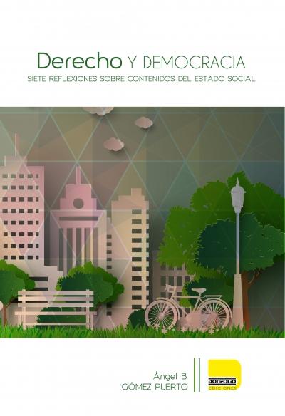 Portada del último libro publicado por el profesor Gómez Puerto