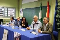 Presentación del encuentro en el IES Zoco