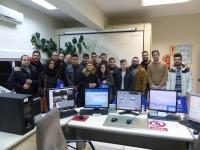Alumnos del Grado de Ingeniería Civil de la Universidad de Córdoba