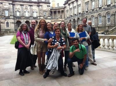 Profesores de la UCO participantes en el curso