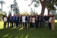 Participantes de la XVI Promoción del Campus Carrefour