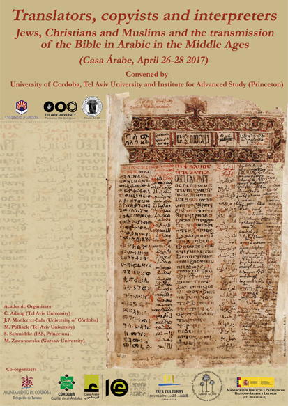 translators, copyists and interpreters