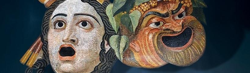 Dioniso, el vino y el teatro