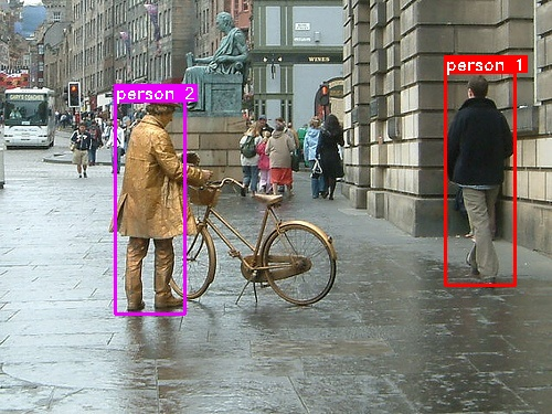 LibPaBOD: a LIBrary for PArt-Based Object Detection in C++
